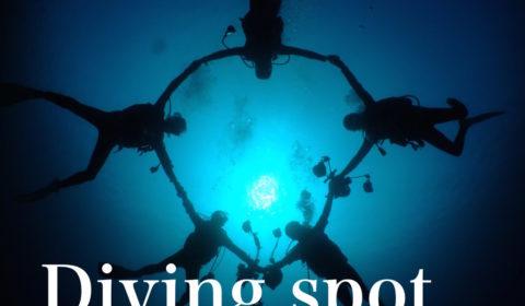 石垣島のダイビングポイント